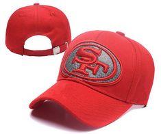 NFL Mens San Francisco 49ers Flatbrim Cap