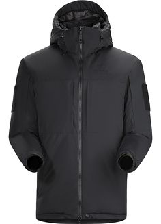 Cold WX Jacket SV Men's A windproof cold and wet weather jacket with maximum insulating properties.