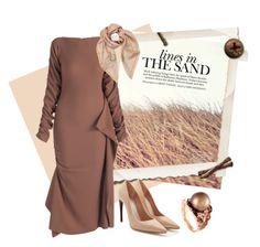 """""""Lines in the sand"""" by mia-de-neef ❤ liked on Polyvore featuring Alexander McQueen and Roberto Cavalli"""