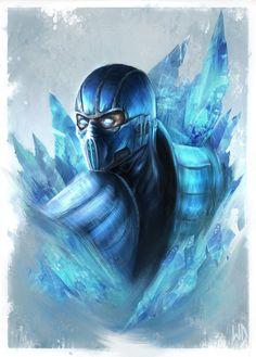 Mortal Kombat X Sub Zero art Mortal Kombat X Scorpion, Mortal Kombat Xl, Mortal Kombat Games, Geeks, Mortal Kombat X Wallpapers, Graffiti Wallpaper, Art Drawings For Kids, Video Game Art, Aliens