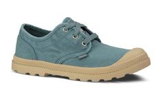 93315-475 WOMENS Pampa Oxford LP, Nordic Blue/Putty