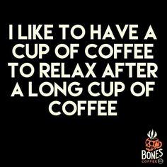 Mmmmm yes I do. #coffee