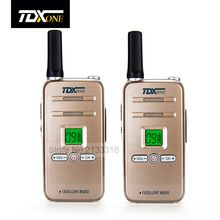 Cellphones & Telecommunications 2pcs Retevis Rt22 Mini Walkie Talkie Radio Station 2w Uhf Two Way Radio Portable Vox Usb Charger Rechargeable Ultra-thin Radio Refreshing And Beneficial To The Eyes