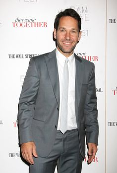 Pin for Later: 24 Celebrities Who Have Probably Found the Fountain of Youth Paul Rudd — 2014