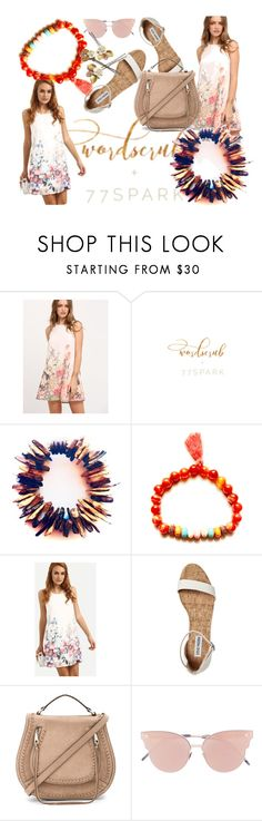 """77SPARK contest!"" by merimaa997 ❤ liked on Polyvore featuring Rebecca Minkoff and So.Ya"