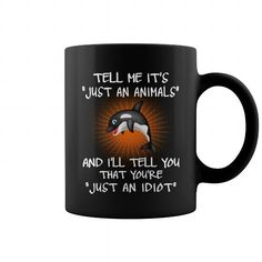 This is an awesome to wear for your family and friend who love animal:  Im In Love With KILLER WHALE MUG Tee Shirts T-Shirts