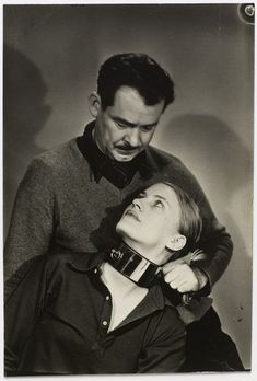 lee miller & man ray / this is a man's world - but it wouldn't, it wouldn't be nothing - nothing without a woman or a girl...