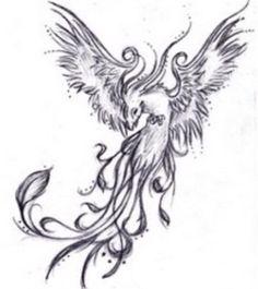 Phoenix reborn tattoo