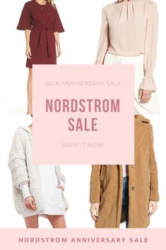 Nordstrom Anniversary Sale: Shop Your Fall Wardrobe