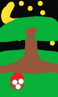 "Rieddel's drawing at Junimong. 09-18-2014 "" Play with Junimong! "" #kidsdrawing #junimong"