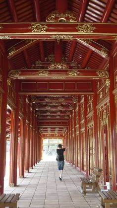 Imperial Compound, Hue Vietnam. Vietnam Travel, Asia Travel, Hue Vietnam, Holiday Break, Aktiv, Best Cities, Wonderful Places, Southeast Asia, Travel Around