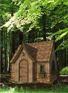 Storybook Cottages | Sneak Peek - Storybook Cottage
