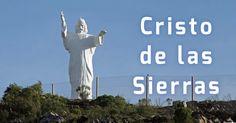 Cristo de las Sierras - Tandil http://www.vivotandil.com/cristo_de_las_sierras.php