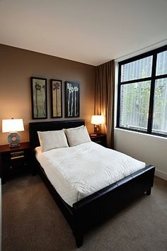 bedroom accent wall and color combination