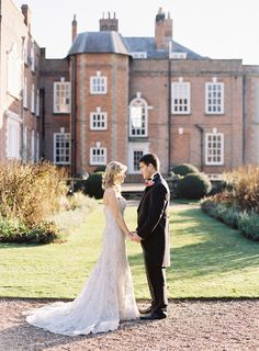 ISCOYD PARK, ENGLAND | English Country Manor Wedding Shoot | Photography: Victoria Phipps