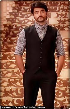 Ashish Sharma (born 30 August 1984) is an Indian actor and producer. He started his career with Bollywood film Love Sex aur Dhokha. He is well known for played triple the role of Ranveer Singh/Fateh/Ronak in Zee TV's show Rab Se Sohna Isshq. like : http://www.Unomatch.com/Ashishsharma/