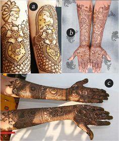 Latest Bridal Mehndi Designs Trending This Season  #Mehndi #Mehndidesigns #handmehndi