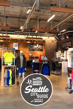 Check out our one & only retail store, the Brooks Trailhead, at our Seattle headquarters. Talk with our running experts & find your perfect running shoe. Seattle City, Run Happy, The Neighbourhood, Running, Mantra, Infinite, Restaurants, Destinations, Shops