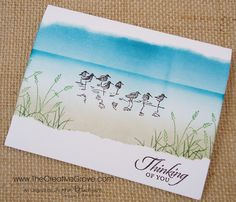 wetlands stamp set Archives - The Creative Grove