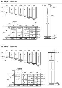 Kitchen Cabinet Dimensions Pdf Highlands Designs Custom Cabinets Bookcases Built Ins