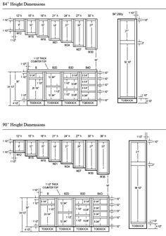 Kitchen Cabinet Dimensions Pdf Highlands Designs Custom Cabinets Bookcases Built Ins