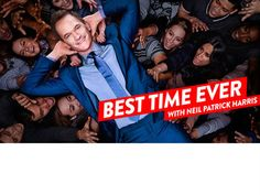 #BestTimeEver With Neil Patrick Harris, Tuesdays this Fall on NBC