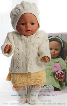 Dolls clothing - Beautiful Clothes for Spring and Summer
