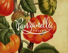 Panzanella Pizzeria, San Antonio on Behance