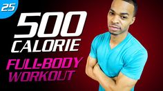 35 Min. Body Fat BESERKER!!! Workout | 500 Calorie HIIT MAX Day 25