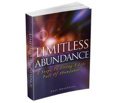 you reed book: Limitless Abundance