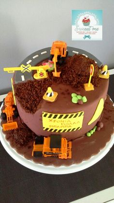 Contraction cake