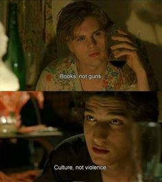The Dreamers (2003)  communism pretty much!!