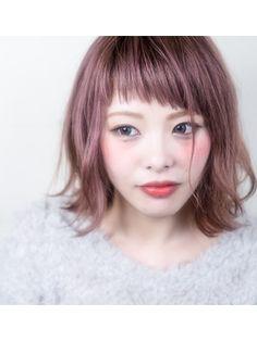 HAIR UNIQUE 【ヘア ユニック】 外ハネBOB