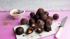 BBC Food - Recipes - Easter simnel truffles
