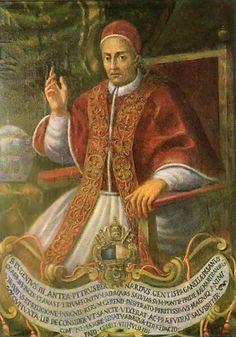 As Cruzadas: O Beato Eugênio III Papa convoca a II Cruzada - Prof.Altair Aguilar