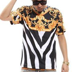 Zero Men's Unisex Leopard Pompous Luxury Hipster Religious Hip Hop T Shirts (M, Black) Zero,http://www.amazon.com/dp/B00G2DF536/ref=cm_sw_r_pi_dp_HVwbtb1MB3A89KMD