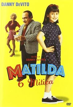 Watch Matilda DVD and Movie Online Streaming Hd Streaming, Streaming Movies, Danny Devito Matilda, Top Movies, Movies And Tv Shows, Black Panther 2018, Free Movie Downloads, Roald Dahl, The Godfather