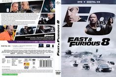 JAQUETTE DVD: jaquette dvd Fast And Furious 8