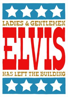 Those words truly will go down in history. If you have ever been to an Elvis concert those words probably ring still in your memory bank. What a special man was our Elvis.