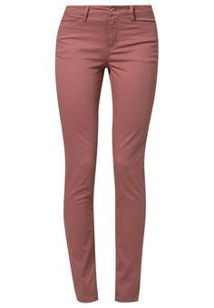Vero Moda - WONDER - Pantalon - Rood