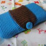 Crochet Travel Wipes Cover (4)