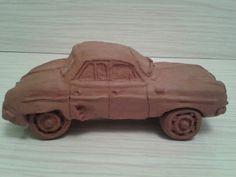 Renault Gordini I,  arcilla. Rosa Blanca.