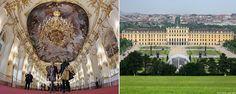Schloss Schönbrunn, a casa de Sissi imperatriz