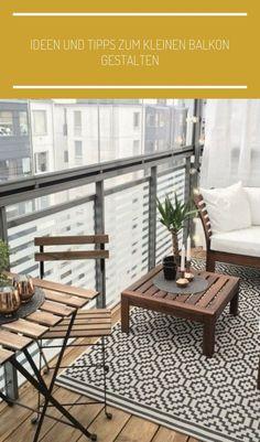 Maßgefertigte Möbel und Dekoideen für den Balkon #design