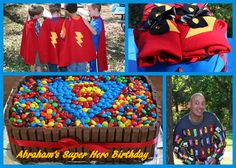 super hero party