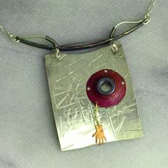 Charles Pinckney - Jewelry Artist Titanium Sterling Gold