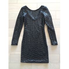 Sequin Dress : Lbd