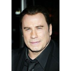 John Travolta At Arrivals For From Paris With Love Premiere Canvas Art - (16 x 20)
