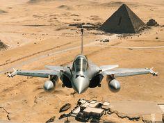 Dassault Rafale - a beautiful piece of engineering.