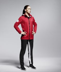 The Most Stylish Uniforms from the Rio Games, Canadian Olympic Committee Image: Hudson's Bay